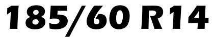 185/60R14